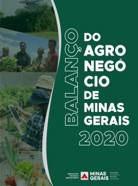 Minas teve safra recorde de café em 2020