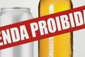 Patos de Minas proíbe venda de bebidas alcóolicas de 18h às 5h