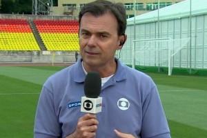 Tino Marcos anuncia saída da Globo