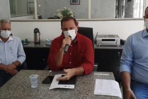 Patrocínio seguirá o Protocolo Onda Roxa, do Governo de Minas
