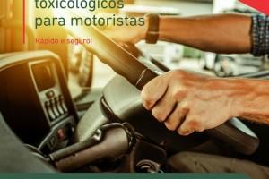 Nova lei de trânsito: mudanças no exame toxicológico alertam caminhoneiros