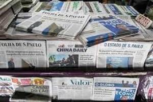 Bolsonaro sanciona lei que fará grande mídia perder R$...