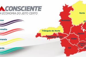 Governo de Minas restringe bares e veta clubes e academias em 5 macrorregiões