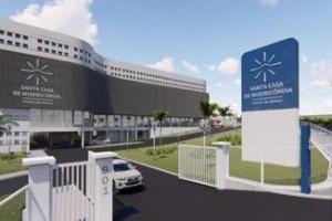 Hospital de Campanha será transformado na Santa Casa de...