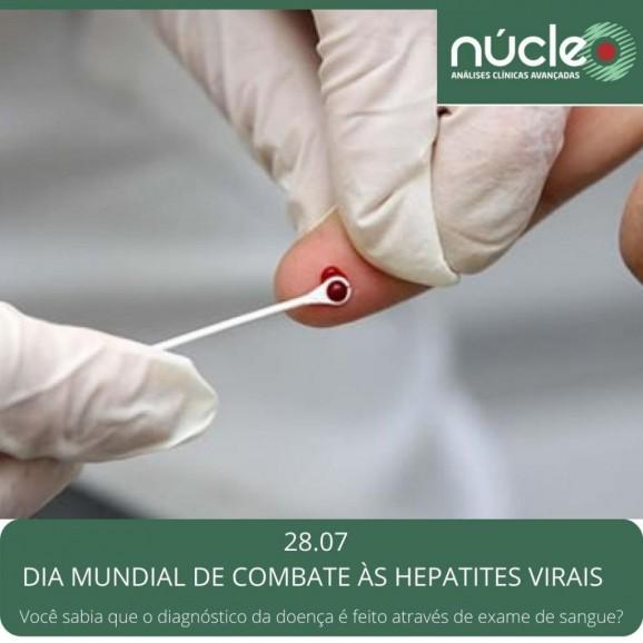 Casos de hepatite caem em todo Estado e testagem mais que triplica