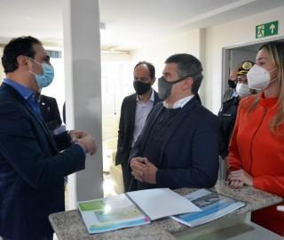 Imagem 1 do post Vice-governador do Estado visita Patrocínio acompanhado da Deputada Federal Greyce Elias