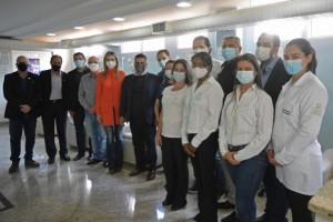 Vice-governador do Estado visita Patrocínio acompanhado da Deputada Federal...