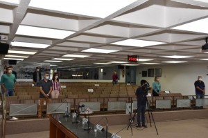 Câmara suspende trabalhos durante feriado prolongado
