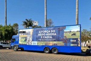 Crédito Rural é destaque do Caminhão Agro que estará...