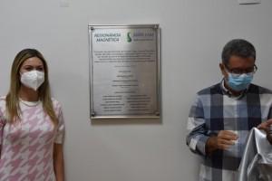 Santa Casa de Patrocínio inaugura aparelho de Ressonância Magnética
