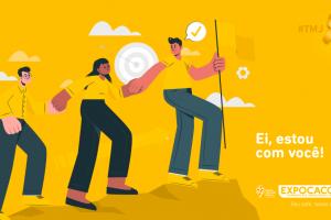 Expocaccer lança vídeo em apoio à Campanha de Valorização...