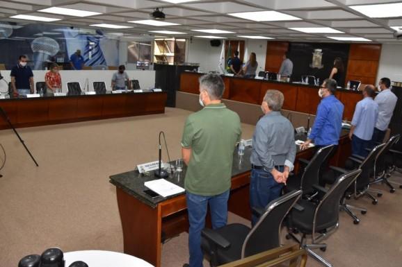 Prevenção ao suicídio foi destaque na reunião desta terça-feira, na Câmara Municipal de Patrocínio