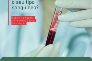Qual a importância de saber o seu tipo sanguíneo?
