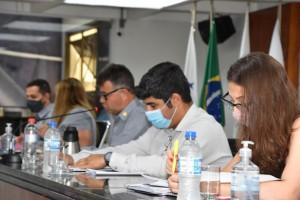 """Câmara Municipal recebeu proposta do """"Orçamento Municipal 2022/2025"""""""